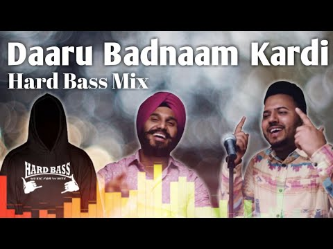 Daaru Badnaam - Remix - Dj Abhishek Raj
