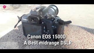 Canon EOS 1500D Best midrange DSLR