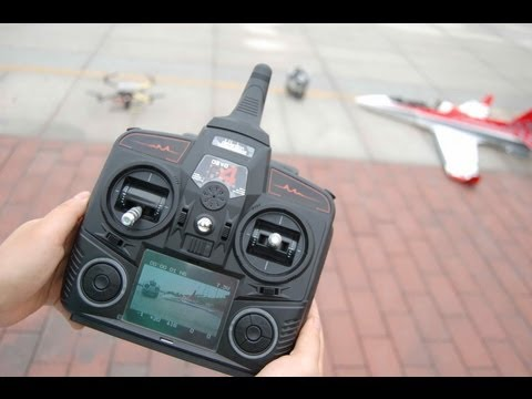 OFM FPV Mate 380 Flight demo and aerial video