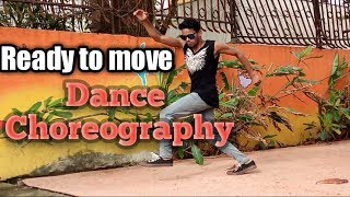 Ready to move ||Dance choreography|| tiger shrof || by space dance