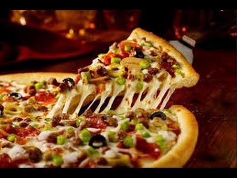صورة  طريقة عمل البيتزا طريقه عمل البيتزا هت طريقة عمل البيتزا من يوتيوب