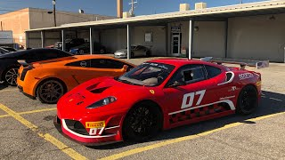 homepage tile video photo for Let the Ferrari 430 Challenge Build Begin!