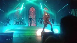 Ghost Ashes Rats Absolution Jacksonville, FL 12-1-18 Florida Theatre