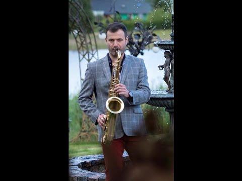 Juozas Kuraitis - Can You Feel The Love Tonight Elton John Sax Cover