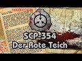 SCP-354: [Der Rote Teich] (German/Deutsch)