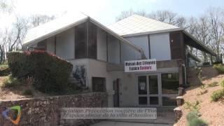 Prévention routière à l'Espace sénior de la ville d'Avallon (89) - Édition 2017
