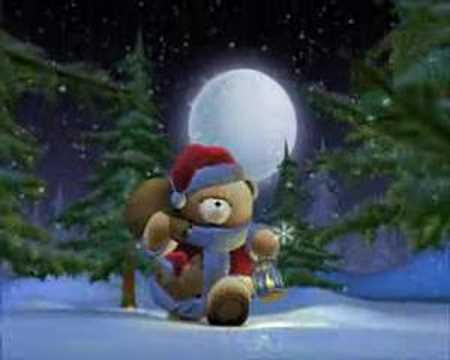 Forever Friends Santa Bear YouTube