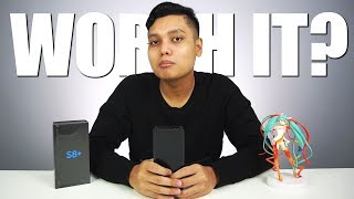 WORTH IT? | SAMSUNG S8 Unbox & Review