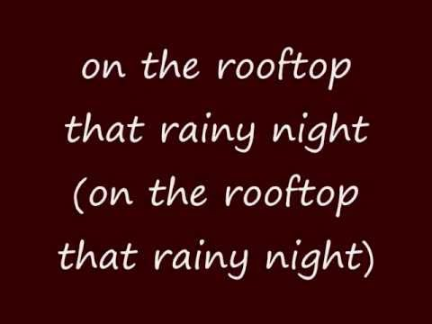 Mariah Carey  The Roof lyrics on screen