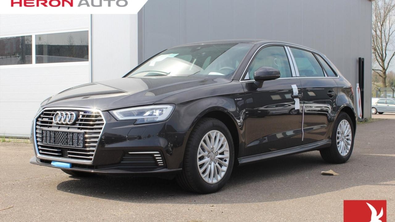 Audi A Etron Basis Lease Edition Sport TFSI Pk RIJKLAAR - Audi a3 e tron lease