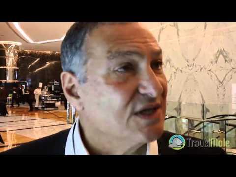 Egyptian Tourism Federation Chairman, Elhamy ElZayat