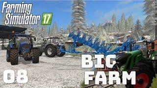 Let's play Fs17 Big-Farm #8