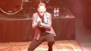 """""""The House of Gold & Bones"""" Stone Sour@Rams Head Live Baltimore 1/17/14"""
