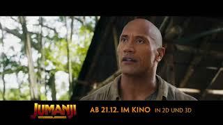 "JUMANJI: WILLKOMMEN IM DSCHUNGEL - Protection 20"" - Ab 21.12.2017 im Kino!"