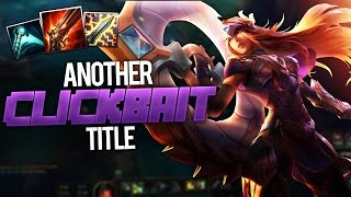 Gosu - ANOTHER CLICKBAIT TITLE