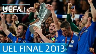 Benfica v Chelsea: 2013 UEFA <b>Europa League</b> final
