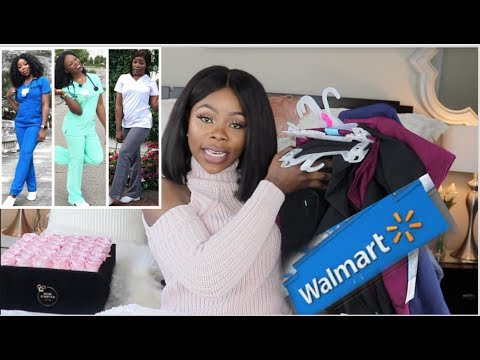 Bougie On A Budget   Watch This Before Spending Money On Expensive Scrubs   Nurses  Must Watch