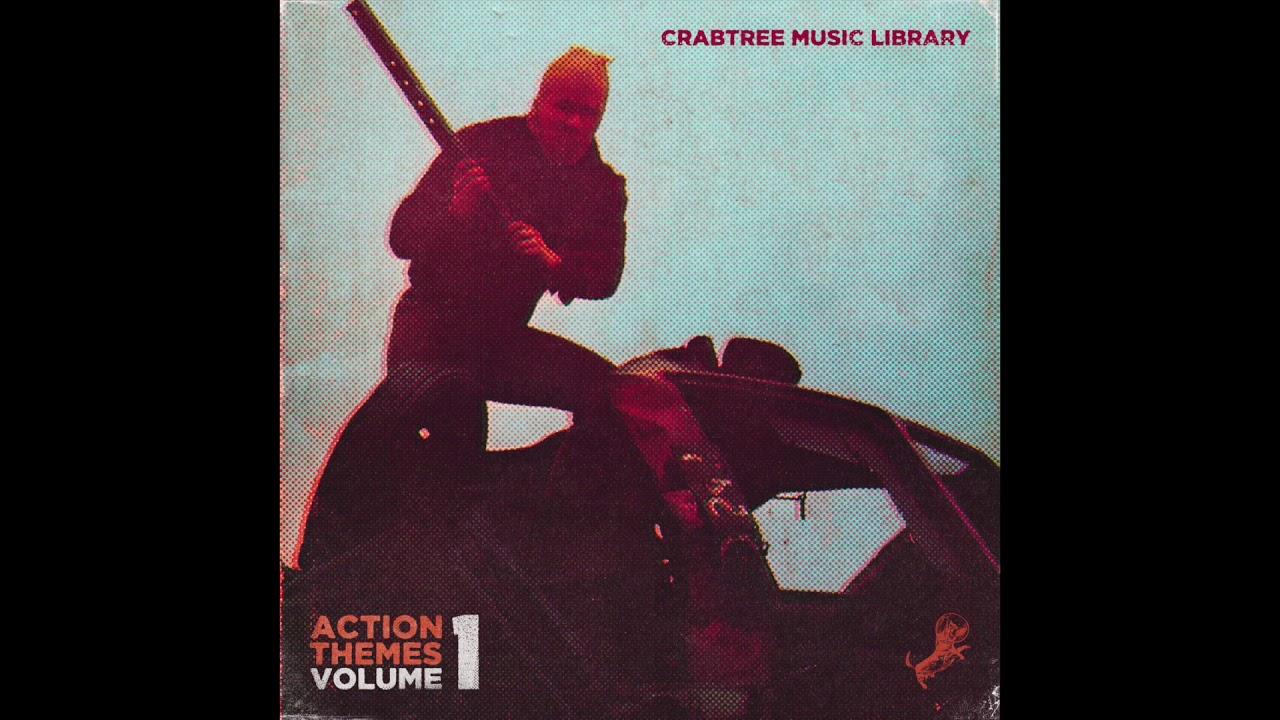 Crabtree Music Library Action Themes Vol  1 WAV - FRESHSTUFF4YOU