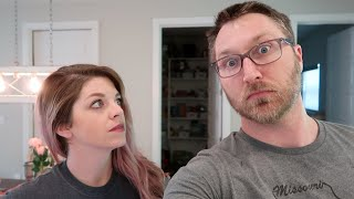 There was an accident.  |  Brad and Rach