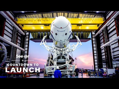 The Race to Get SpaceX's Crew Dragon Off the Ground | Countdown to Launch