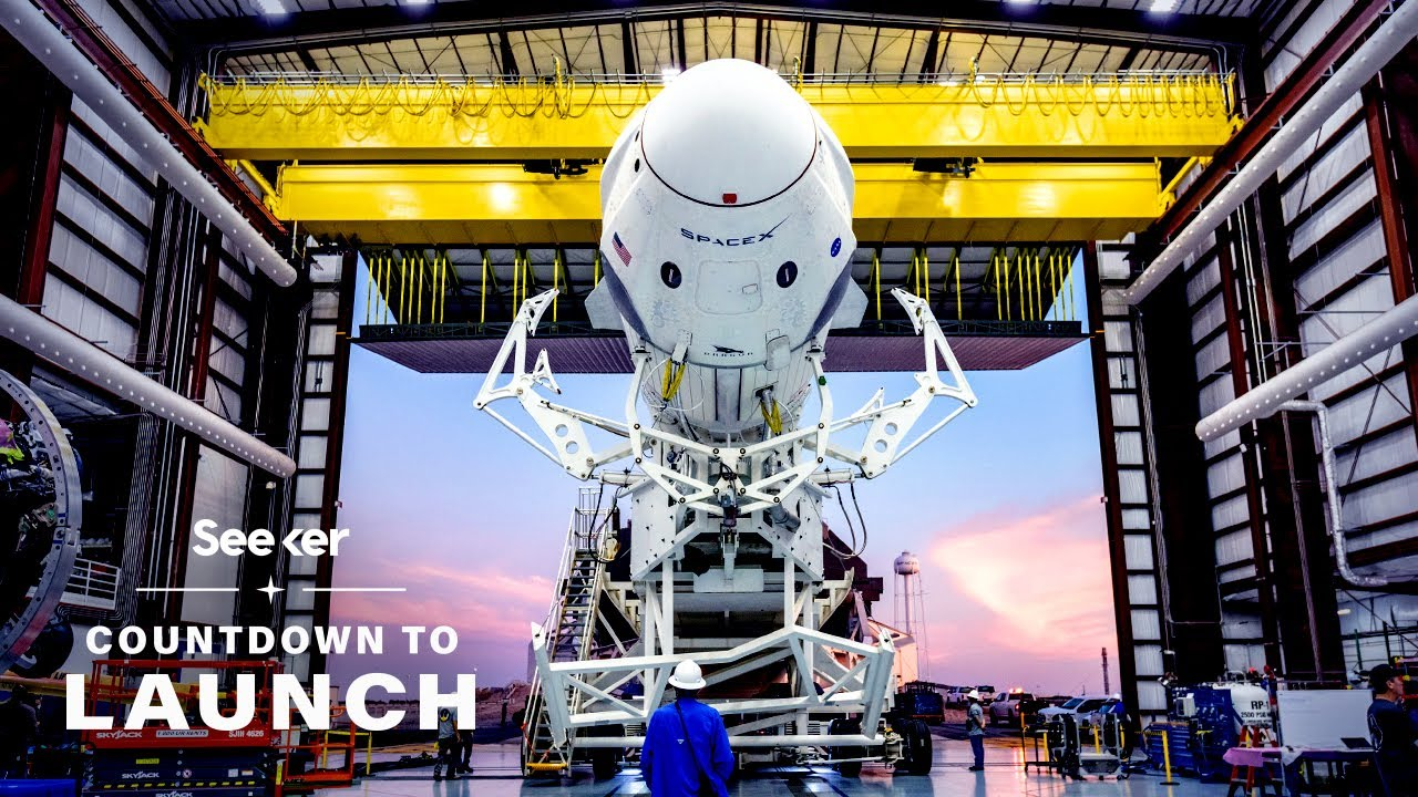 SpaceX Crew Dragon launch: what to expect from the company's ...