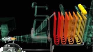 Natural Gas Fueled Combution Turbine Combined Cycle Electricity Generator