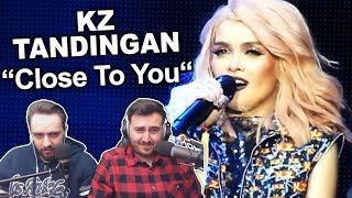 """""""KZ Tandingan - Close To You"""" Singers Reaction"""