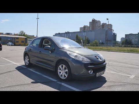 Пежо 207 (Peugeot 207) Ушатанный комфорт
