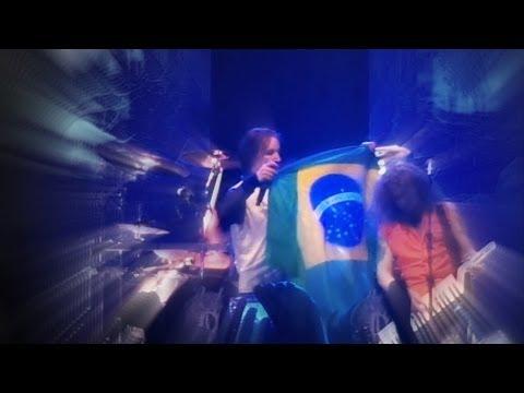 Sonata Arctica 15th Anniversary Tour - live in Brasília/Brazil 2014