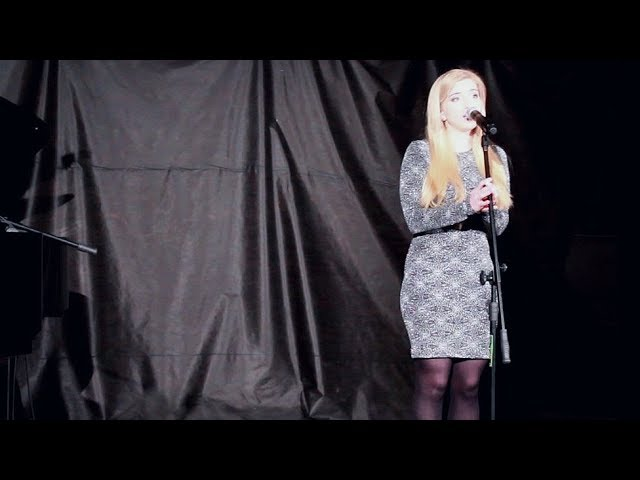 Kalina Jędrusik - Ja się boję sama spać (cover)
