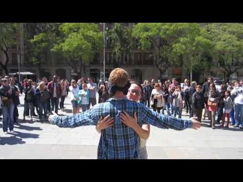 Blind Social Experiment - I trust you, do you trust me?