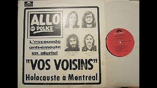 Vos Voisins   Vos Voisins 1971 Canada, Heavy Prog