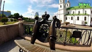 МИНСК. Беларусь . Июнь 2018