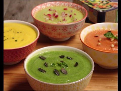 soupe-froides---4-idées-recettes-simples-et-délicieuses!
