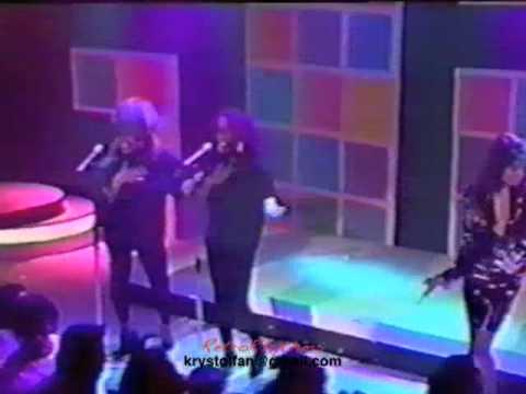 Haywoode performs I Can't Let You Go (Detroit Mix) on UK show, 1986