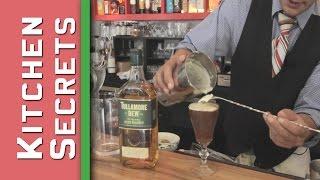 Kitchen Secrets: Irish Coffee Cocktail