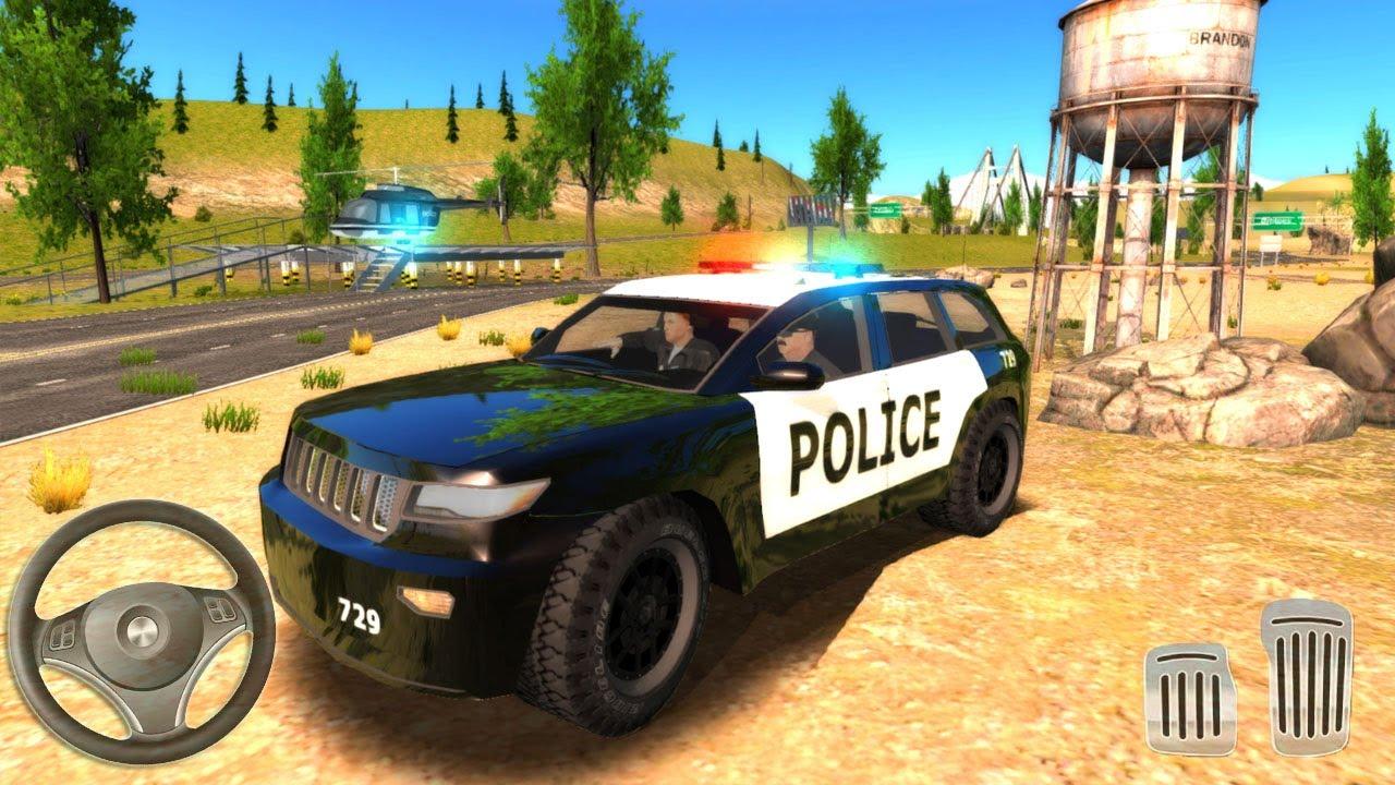 Download Patrulla de Policía en Persecusión - Jugando Juegos de Coches - Juego Android