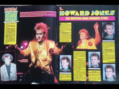 Howard Jones: live in Lund, Sweden 1985 (Audio only)