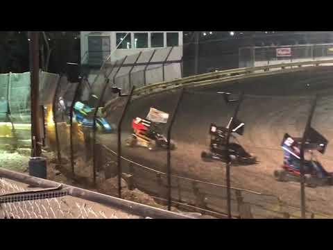 Lemoore Raceway 8/24/19 Jr Sprint Main- Ty