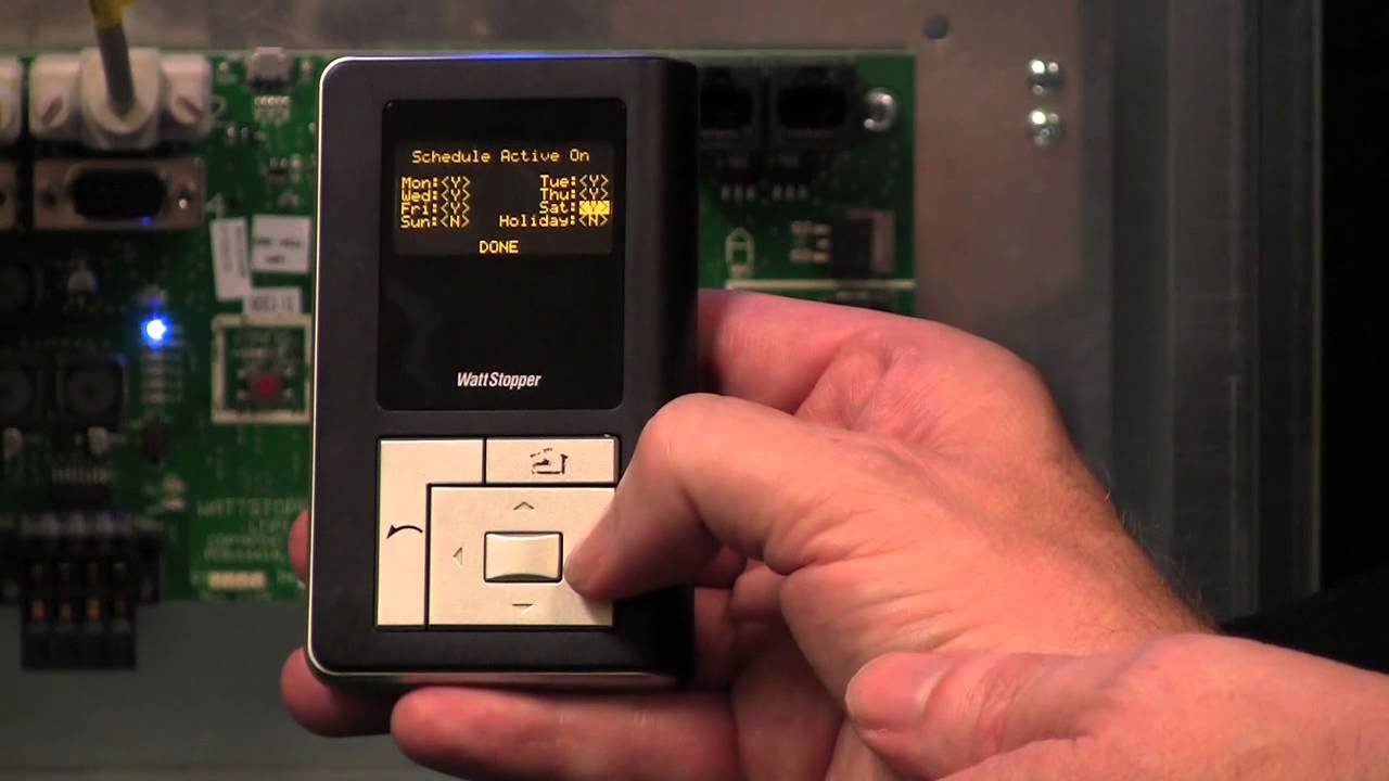 watt stopper relay control panel wiring diagram [ 1280 x 720 Pixel ]