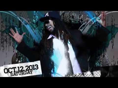 Lil Jon DJ Set with DJ Chonz - Denver - 2013