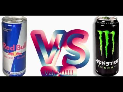 brand report monster v red Red bull's company revenue worldwide from 2011 to red bull was the leading energy drink brand in the united states in statista provides more than 1 million.