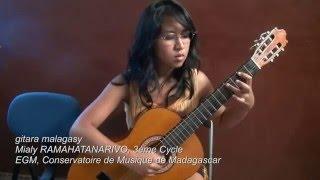 Gitara malagasy by Mialy Ramahatanarivo, EGM, Madagascar