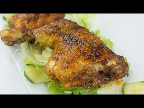 How To Make Peri peri Chicken (Piri piri Chicken) - Chef Lola's Kitchen