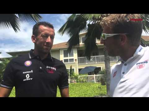 IRONMAN Hawaii - Interview mit Marino Vanhoenacker