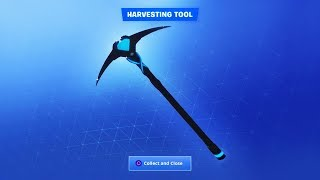 The NEW Fortnite FREE PICKAXE Glitch!?
