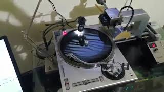 MACHINE VINYL RECORDER C4-2020