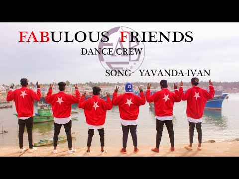 Yevanda Ivan-Gethu/Harris Jayaraj/MC Vicky/dance Cover/ FAB F Dance Crew/wilson-choreography