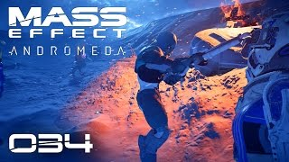 MASS EFFECT ANDROMEDA [034] [Den Eisplaneten weiter erkunden] GAMEPLAY Deutsch German thumbnail