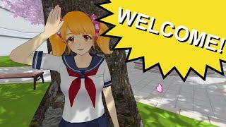 Welcome to Akademi High School! (Yandere Simulator Cinematic Machinima) #YandereSim